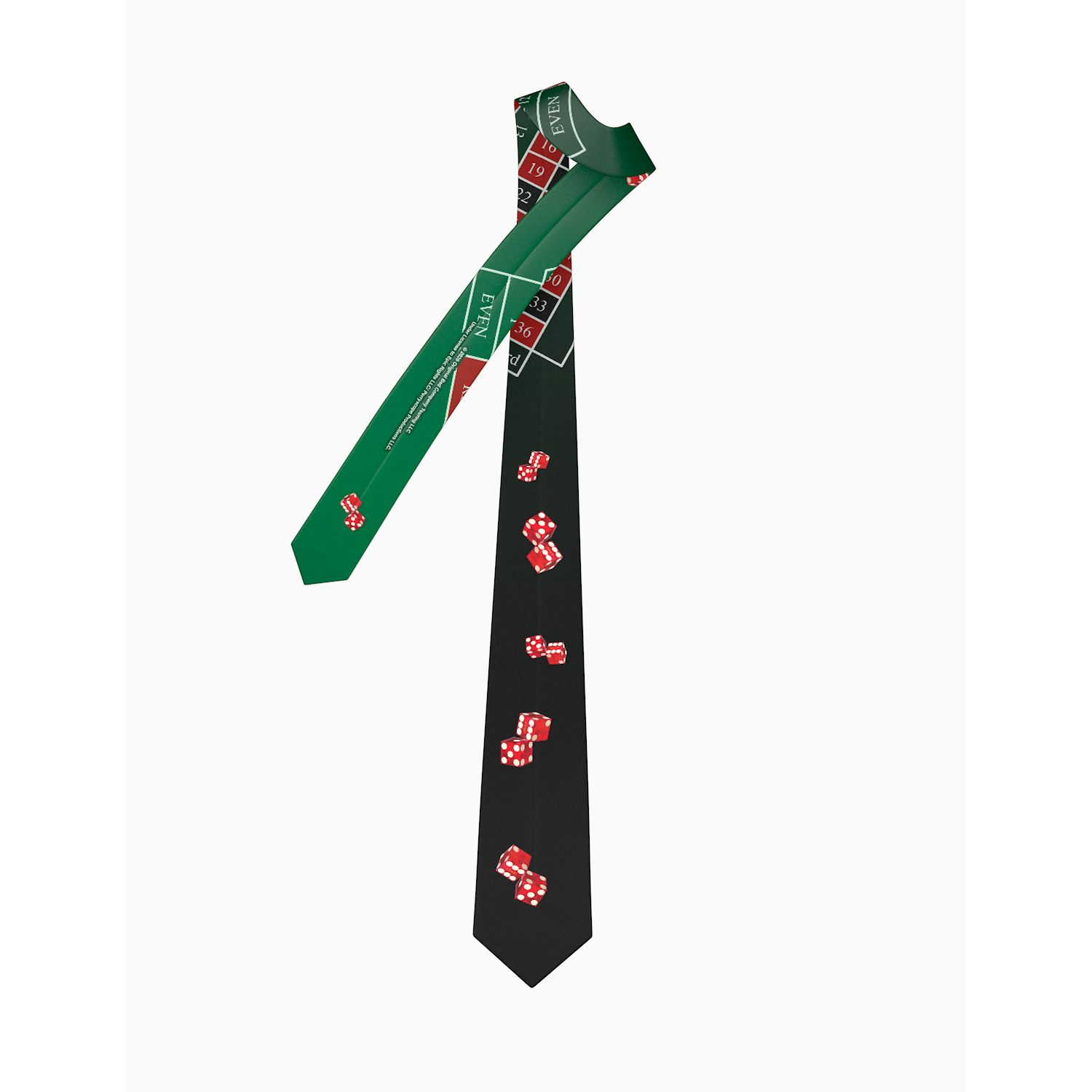 Straight Shooter Tie