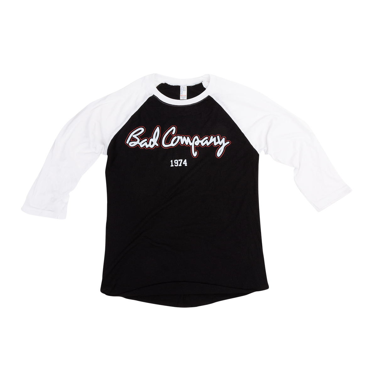 Bad Company 1974 Raglan