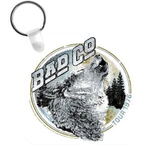 Tour 76 Wolf Keychain