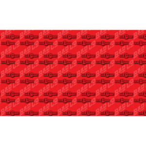Bad Company Red Wrapping Paper