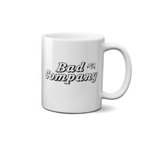 Vintage Bad Company Icarus Coffee Mug
