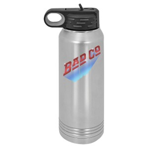 3D Logo Polar Camel Water Bottle