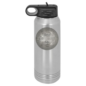 Swan Song Polar Camel Water Bottle