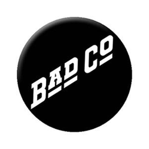 "Bad Company Logo 1.25"" Button"
