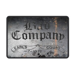 Earl's Court Vintage Metal Wall Sign