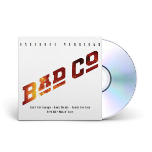 EXTENDED VERSIONS: BAD COMPANY (CD)