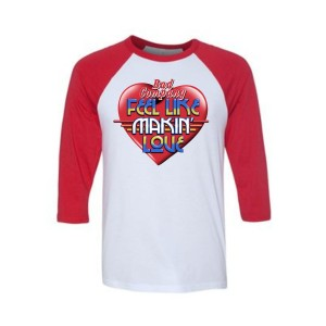 Makin' Love Heart Raglan