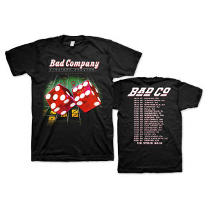 Straight Shooter Tour T-shirt