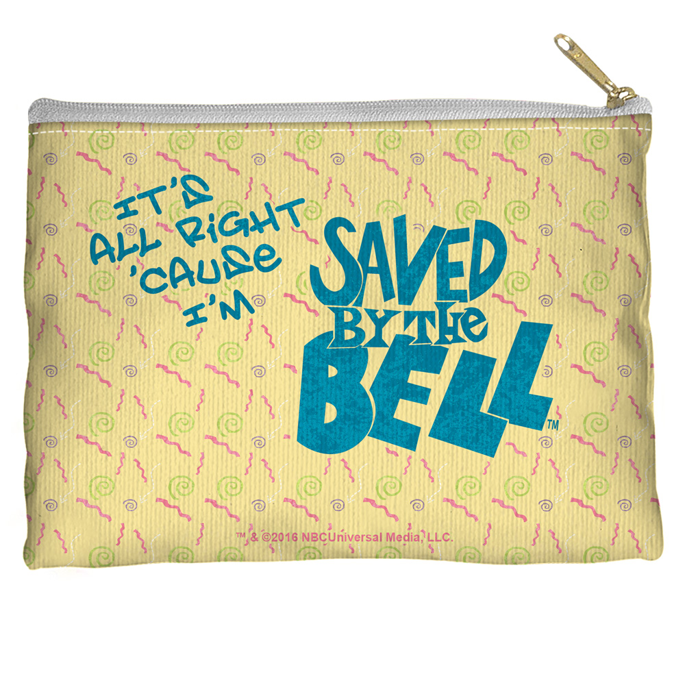 Saved by the Bell Accessory Pouch