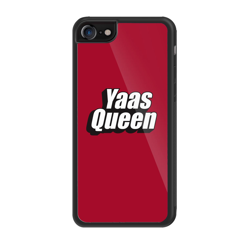 POPFTW Yas Queen iPhone Case