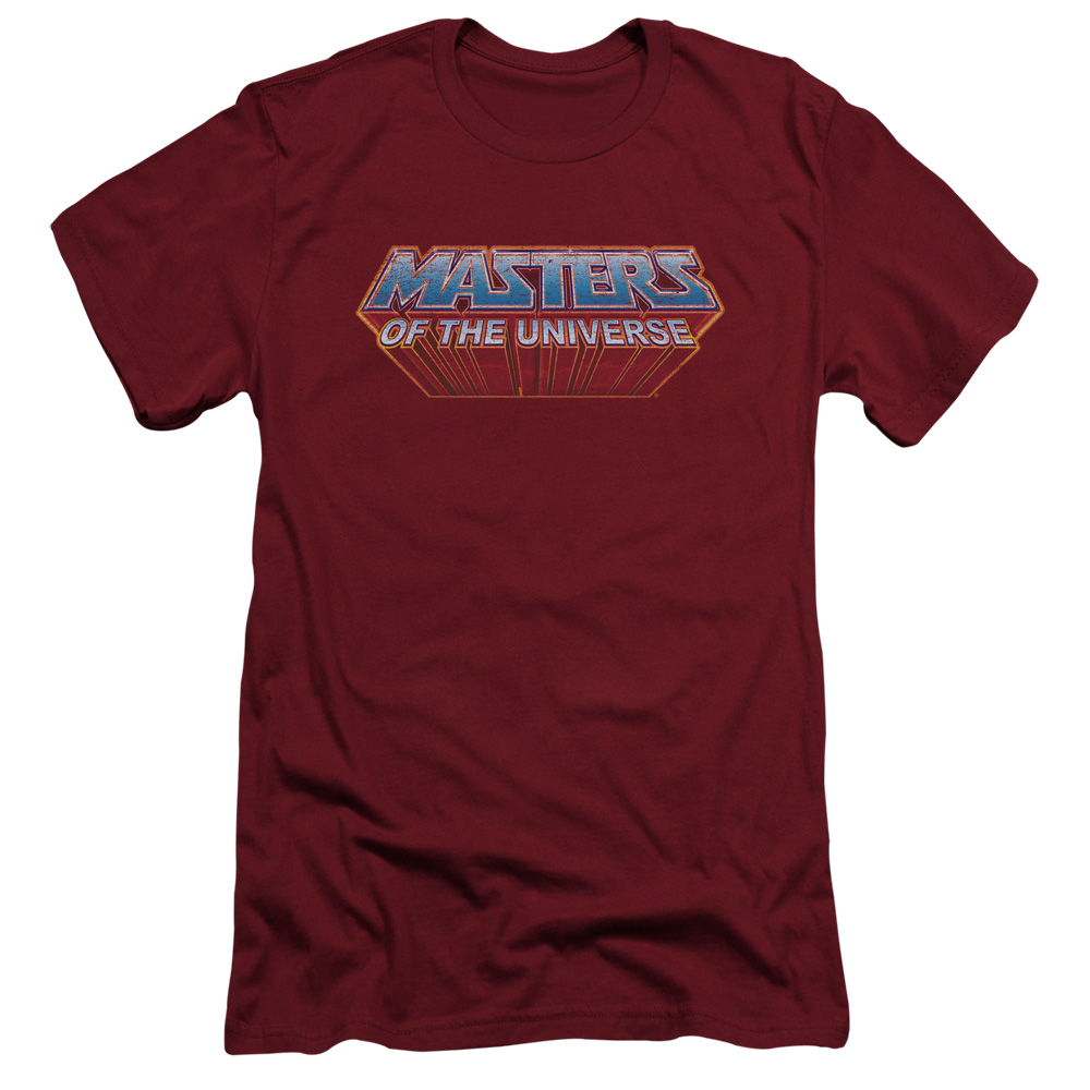 Masters of the Universe Logo T-Shirt
