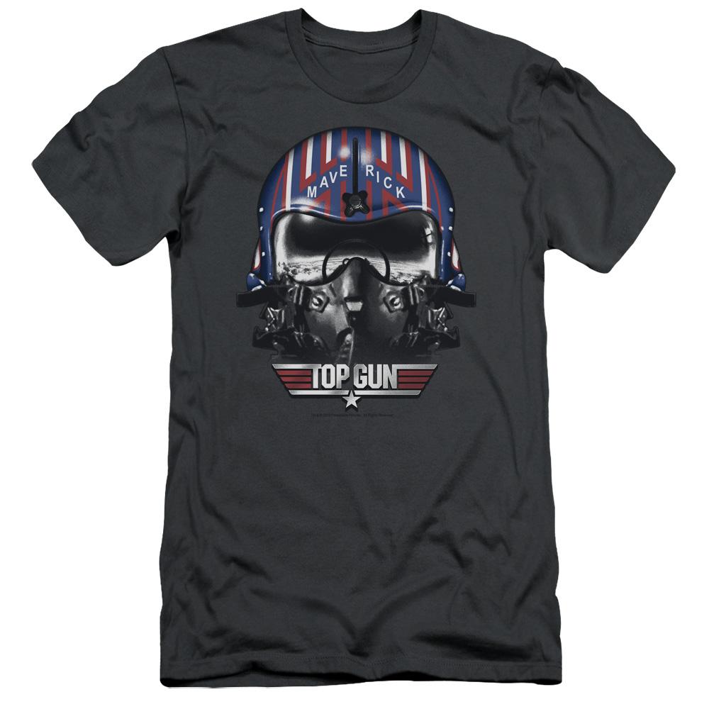 Top Gun Maverick Helmet T-Shirt