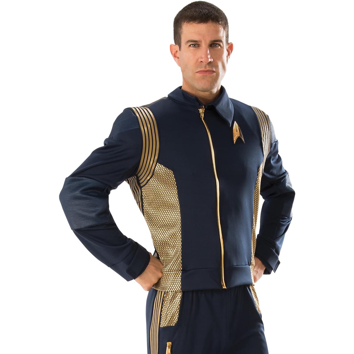 Star Trek Discovery Command Uniform (Gold)