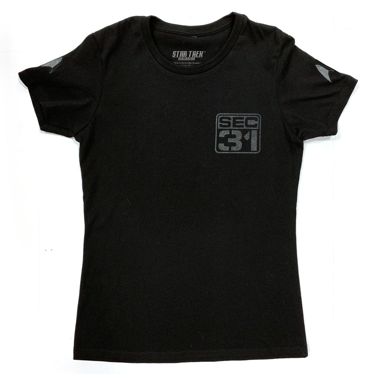 Star Trek Discovery Section 31 Women's T-Shirt