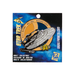 Star Trek Reliant - NCC-1864 Collector's Pin
