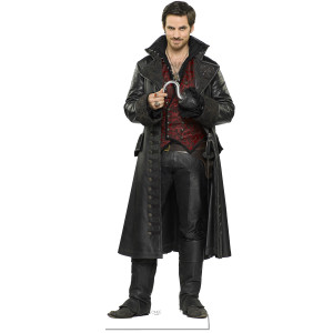 Once Upon A Time Hook Standee