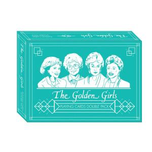 The Golden Girls Playing Card (Premium Set)
