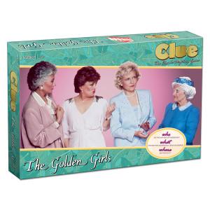 The Golden Girls Clue