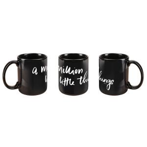 A Million Little Things Logo Mug