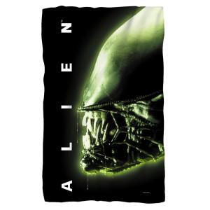 Alien Fleece Blanket