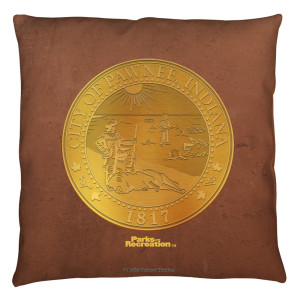 Parks and Recreation Pillow