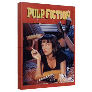 Pulp Fiction Canvas Wall Art (20x30)