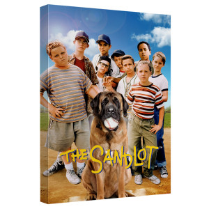 The Sandlot Canvas Wall Art
