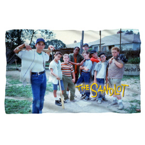 The Sandlot Squad Fleece Blanket