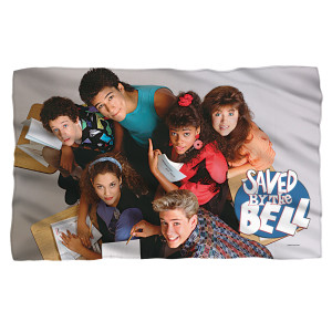 Saved by the Bell Fleece Blanket