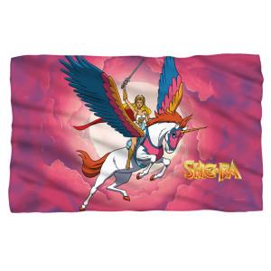She-Ra Unicorn Fleece Blanket