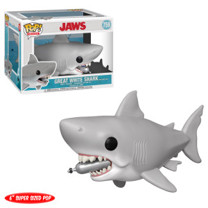 "POP Movies: Jaws 6"" Jaws w/ Diving Tank"