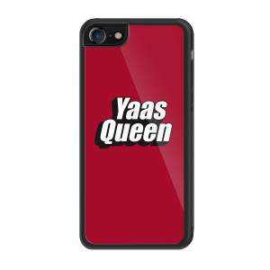 POPFTW Yas Queen iPhone Case