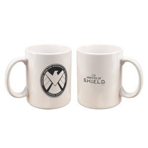 Marvel's Agents of S.H.I.E.L.D Badge Mug