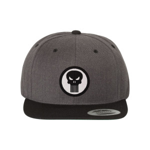 Marvel's Punisher Icon Snapback Hat