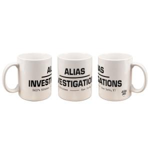 Marvel's Jessica Jones Alias Investigations Mug