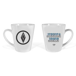Marvel's Jessica Jones Jewel Latte Mug