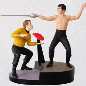"STAR TREK™ ""The Naked Time"" Ornament"