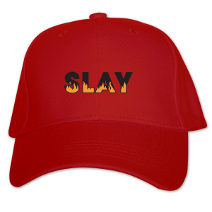 POPFTW Slay Baseball Hat