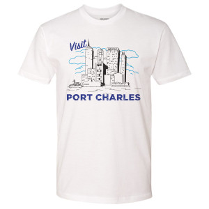 General Hospital Port Charles T-Shirt