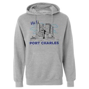 General Hospital Port Charles Pullover Hoodie