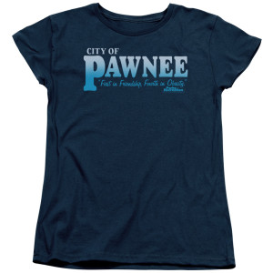 Parks and Recreation City of Pawnee Woman's T-Shirt