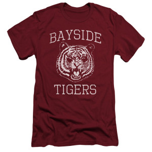 Saved By The Bell Bay Side Tigers T-Shirt