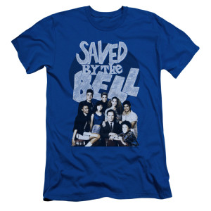 Saved By The Bell Retro Cast T-Shirt