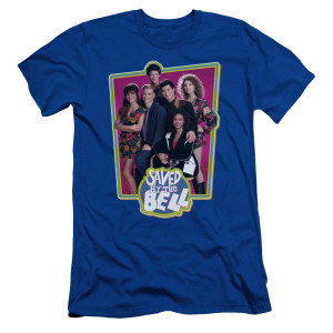 Saved By The Bell Cast T-Shirt