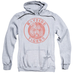 Saved By The Bell Bay Side Tiger Logo Hoodie