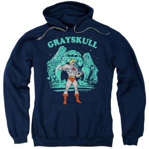 Masters of the Universe Grayskull Hoodie