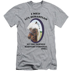 Parks and Recreation Lil Sebastian T-Shirt