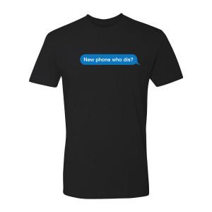 POPFTW New Phone T-Shirt