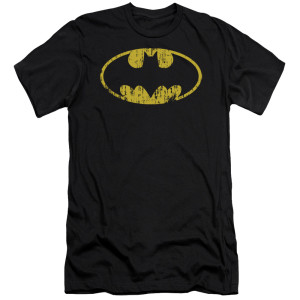 Batman Distressed Classic Logo T-Shirt