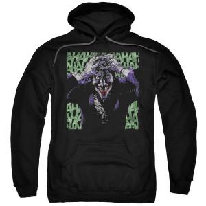Batman Insanity Joker Pullover Hoodie